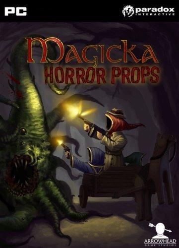 Magicka: Horror Props DLC [Online Game - Pc Horror Games