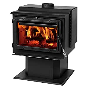 Amazon Com Summers Heat 50 Shssw02 Smartstove Wood Stove