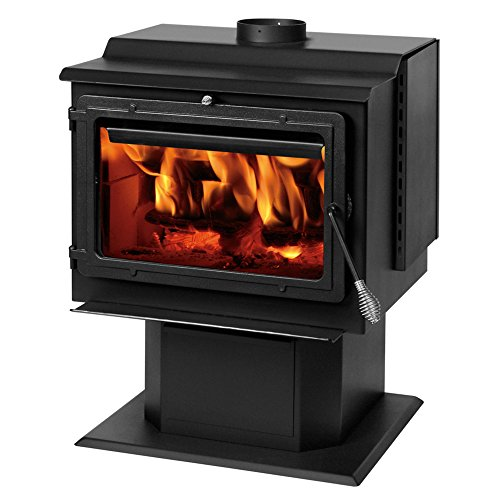Summers Heat 50-SHSSW02  Smartstove Wood Stove 2,400 Square Foot