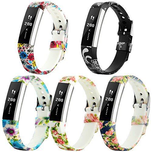 For Fitbit Alta HR and Alta Bands,CreateGreat Replacement Accessory Band For Fitbit Alta/Alta HR Bands/Alta HR Fitbit