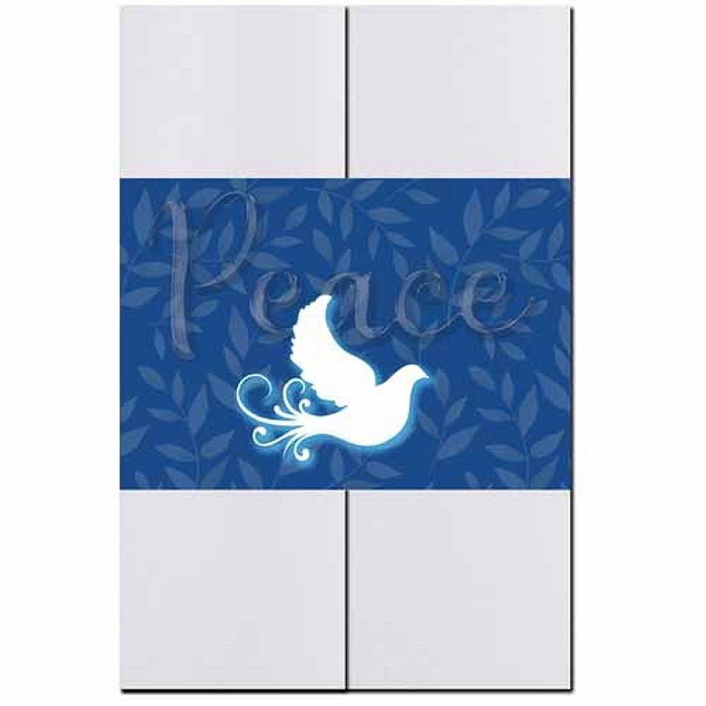 Peace Dove Invitation Kit - 80 Pack