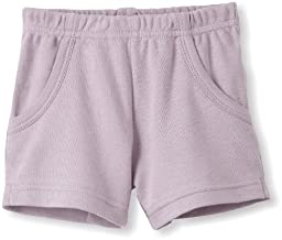 L\'ovedbaby Unisex baby Short, It\'s so her Lavender, 12 24 Months