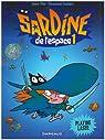 Sardine de l'Espace - Dargaud  1 : Platine laser par Sfar