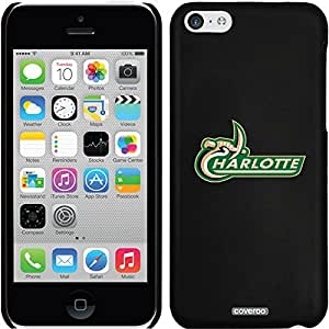Coveroo iPhone 5 5s Black Thinshield Snap-On Case with North Carolina Charlotte Primary Mark Design