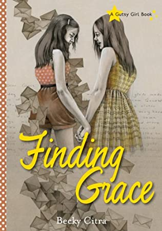 book cover of Finding Grace