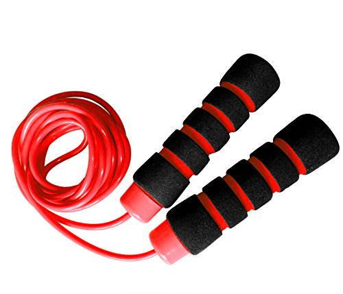 Limm Jump Rope   Perfect For All Experience Levels  Cardio  Cross Fitness   More   Easily Adjustable   Best Exercise For Weight Loss   Health   Start Enjoying The Comfort Today