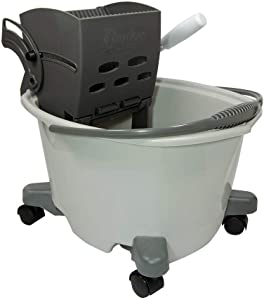 Quickie Easy Glide Mop Bucket with Wringer