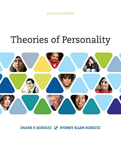 Theories of Personality (MindTap Course List)