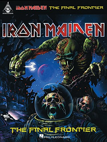 Hal Leonard Iron Maiden - Hal Leonard Iron Maiden - The Final Frontier Guitar Tab songbook