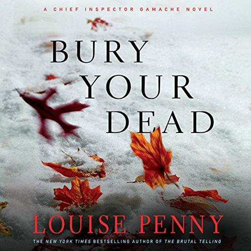 Bargain Audio Book - Bury Your Dead