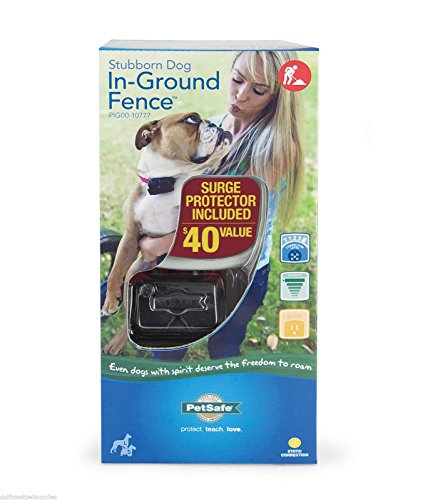 Petsafe Stubborn Dog Fence, 2-dog system PIG00-10777 by PetSafe