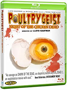 Poultrygeist: Night of the Chicken Dead [Blu-ray] from Troma