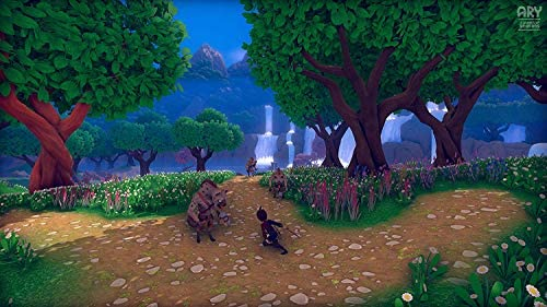 Ary and the Secret of Seasons pour - Actualités des Jeux Videos