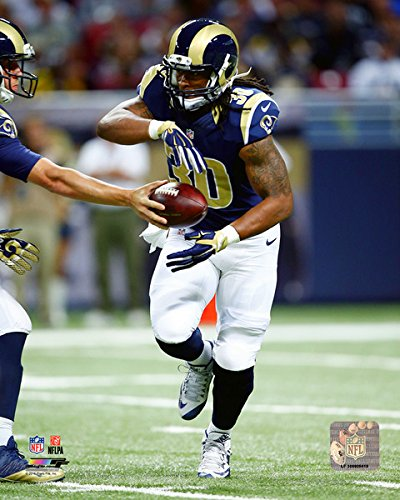 "Todd Gurley St. Louis Rams 2015 NFL Action Photo (Size: 11"" X 14"")"