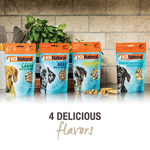 K9 Natural Hypoallergenic Freeze-Dried Dog Treats