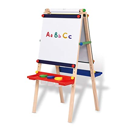Amazon.com: Childrens easel, Home Childrens Floor Easel ...
