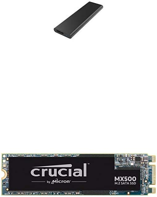 Crucial MX500 500GB 3D NAND SATA M.2 Type 2280SS Internal SSD CT500MX500SSD4