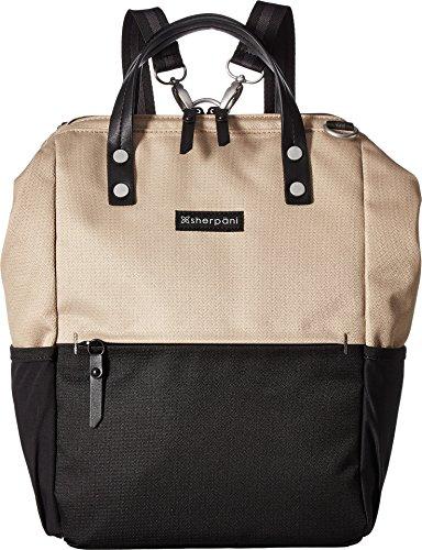 Sherpani RFID Dispatch Convertible Backpack (Dune)
