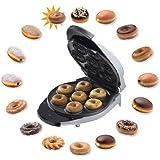 ViVo© Amazing Mini Doughnut Maker Iron Machine Crispy Golden Fresh American Piping Hot Donuts
