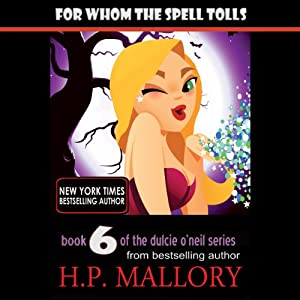 For Whom the Spell Tolls Audiobook