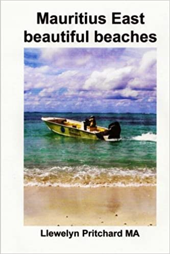 Mauritius East beautiful beaches: A Souvenir Collection of colour photographs with captions: Volume 10 (Photo Albums)