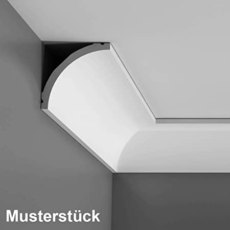 Orac Decor C240 Sample Ceiling Corner Moulding Edging 20 Cm Amazon