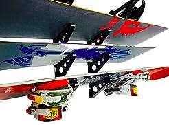 StoreYourBoard Snowboard Multi Wall Rack...