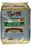 quick cooking oats organic - Bob's Red Mill Quick Cooking 100% Whole Grain Oats, 112 Ounce