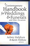 A Contemporary Handbook for Weddings & Funerals: And Other Occasions