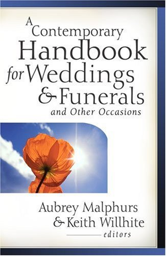 A Contemporary Handbook for Weddings & Funerals: And Other -