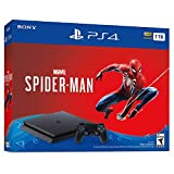 Consola PlayStation 4 Slim 1TB con juego Marvel's Spider-Man - Limited Edition