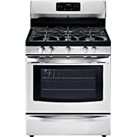 Kenmore 74233 5.0 cu. ft. Self Clean Gas Range in Stainless Steel, includes delivery and hookup (Available in select cities only)