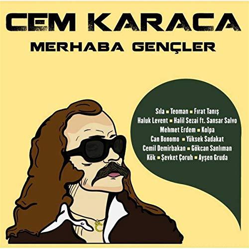 Cem Karaca / Merhaba Gençler (Double LP) (Cem Karaca Vinyl)