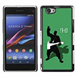 Shell-Star ( Funny Ihi ) Snap On Hard Protective Case For SONY Xperia Z1 mini
