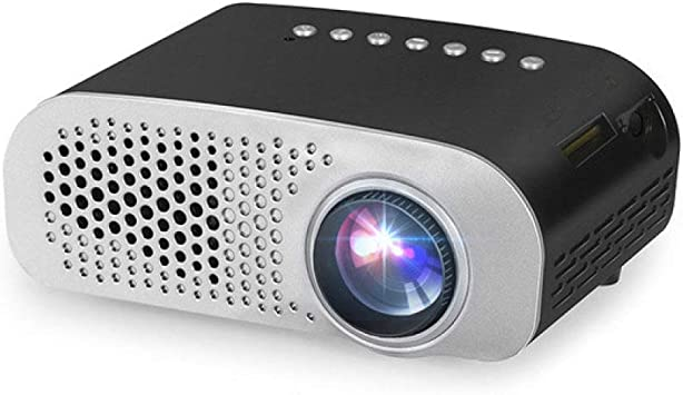 WHLDCD Proyector Mini proyector Home Projector 480X320P ...