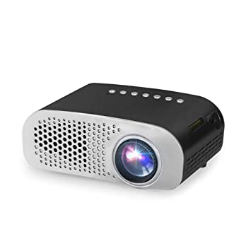WHLDCD Proyector Mini proyector Home Projector 480X320P Soporte ...