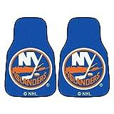 FANMATS NHL New York Islanders Nylon Face Carpet Car Mat