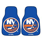 Fanmats 10463 NHL New York Islanders Nylon Face Carpet Car Mat