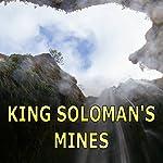 King Solomon's Mines | H. Rider Haggard