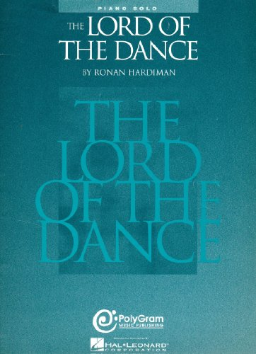 The Lord of the Dance Sheet Music (Lord Of The Dance Ronan Hardiman Sheet Music)