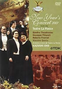 New Year's Concert 2007 - Teatro La Fenice [Import]