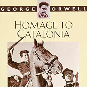 Homage to Catalonia Audiobook