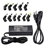 LiKe 90W Universal Laptop Charger AC Adapter for Asus HP Toshiba Samsung Acer Sony Dell Lenovo Compatible Laptops