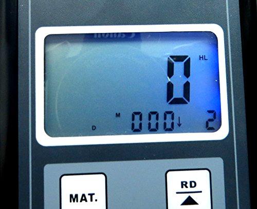 ... Tester Medidor Con 170 - 960 HLD metales durometer instrumento HRB HRC HV HB HS HL para resistente carcasa de aleación de aluminio: Amazon.es: Amazon.es