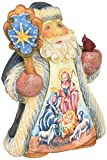 G. Debrekht Nativity Santa Tiny Tale for sale  Delivered anywhere in USA