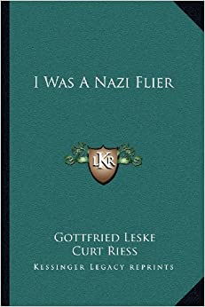 Book I Was A Nazi Flier