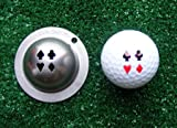 Tin Cup Golf Ball Custom Marker Alignment Tool Models