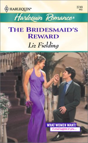 book cover of The Bridesmaid\'s Reward