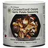 The Garlic Box Caramelized Onion Garlic Seasoning, 120 Gram