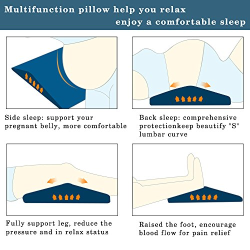 how to use a body pillow for back pain
